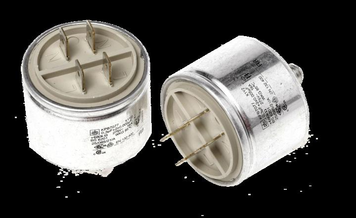 Capacitors - Iskra