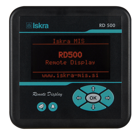 RD 500 - Remote Display