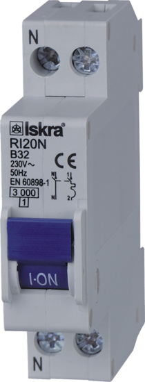 Miniature Circuit Breakers RI 20
