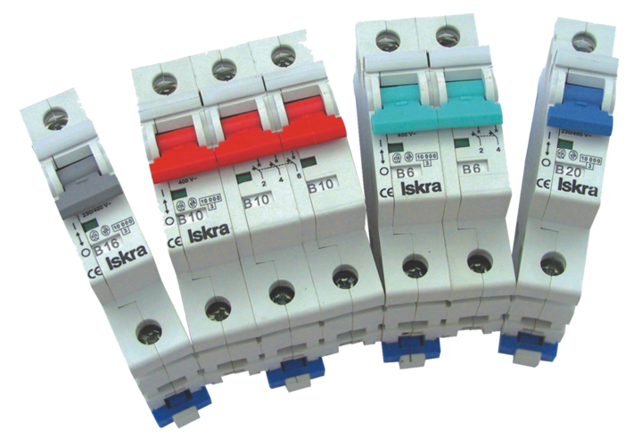 Miniature Circuit Breakers RI 60