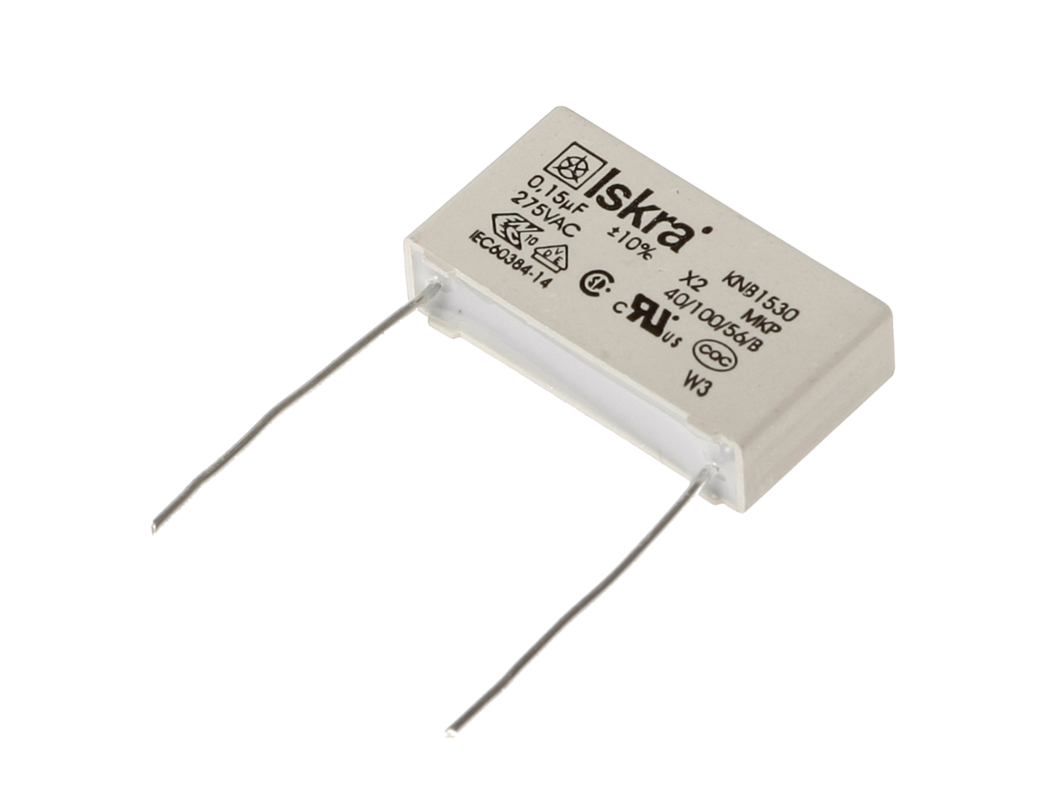 Polypropylene Film Capacitors Knb1530 Rfi Class X2 Components Circuits With