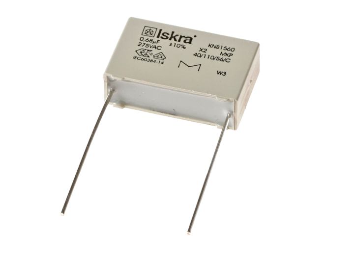Polypropylene Film Capacitors (KNB1560 RFI Class X2)