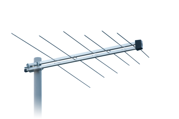 VHF TV Antenna VF-12 LOG