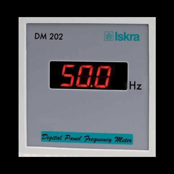 Digital Meters with LED Display - Iskra