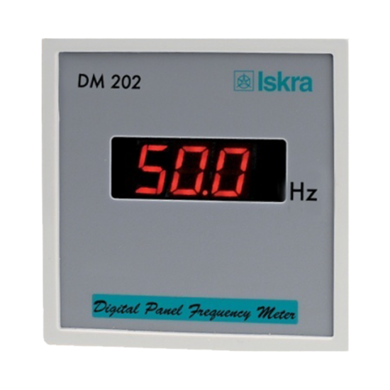 DM 202 - Digital Panel Frequency Meter