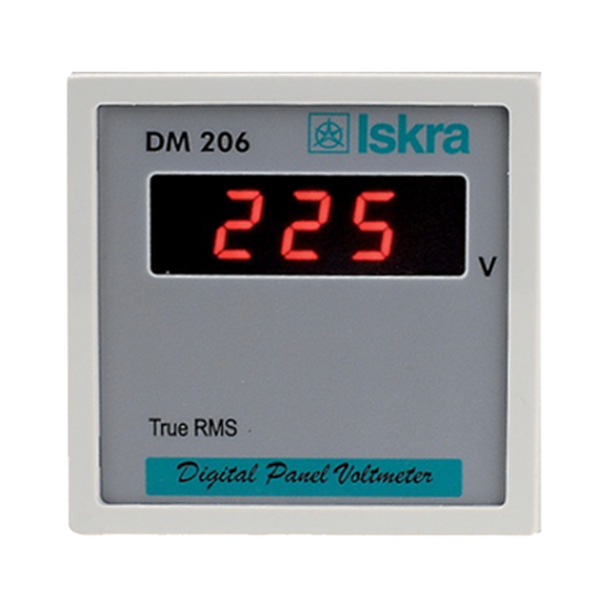 DM 206 - Digital Panel Voltmeter