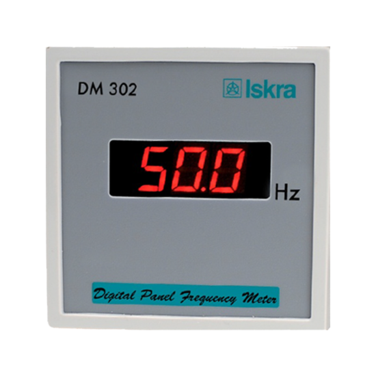 Digital Panel Frequency Meter DM 302