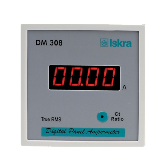 Digital Panel Ampermeter DM 308