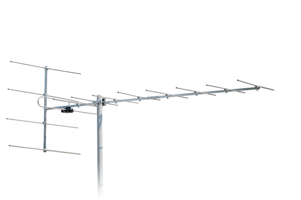 VHF TV Antenna VF-13 - TV YAGI VHF Antennas - Iskra