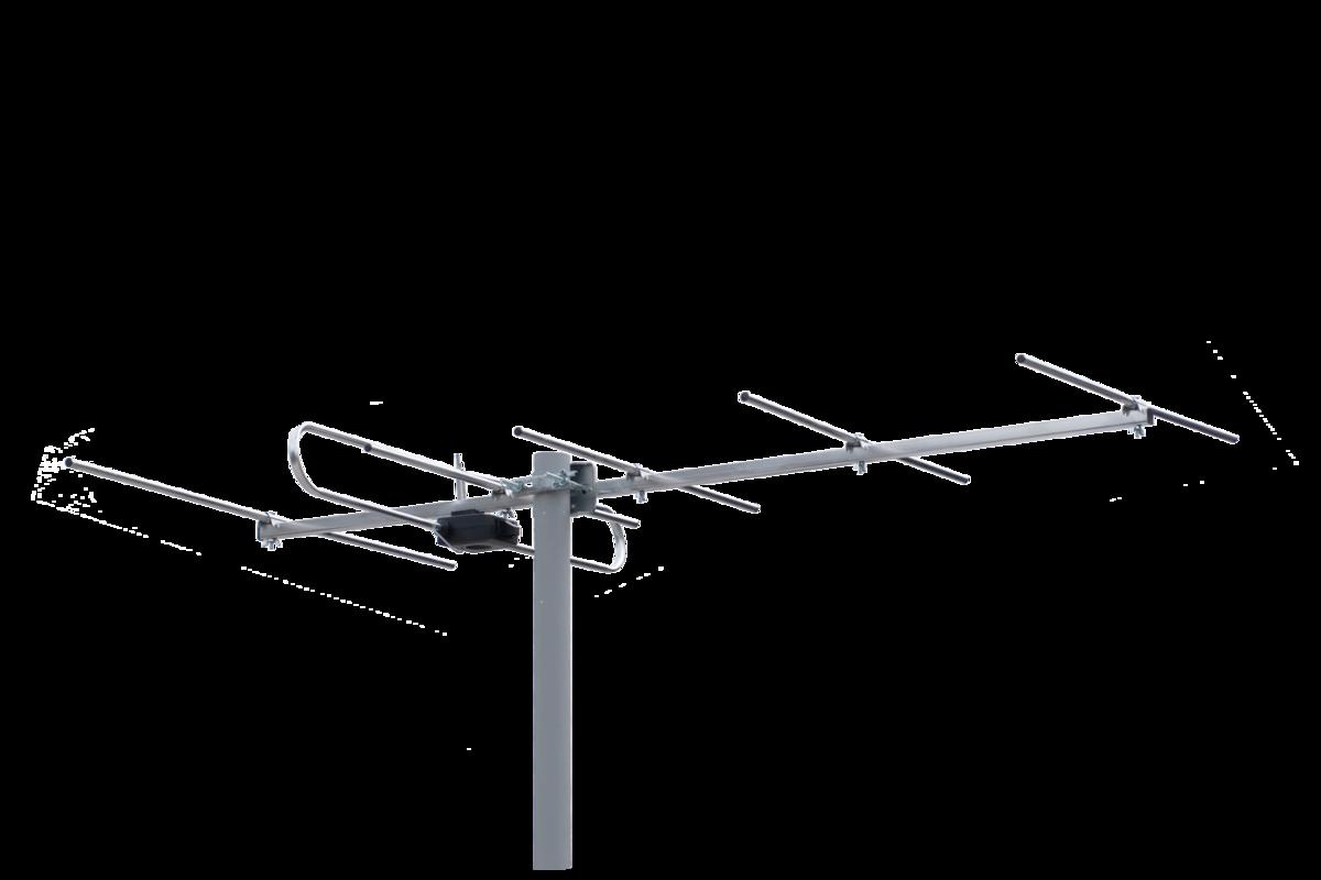 TV antennas - Iskra