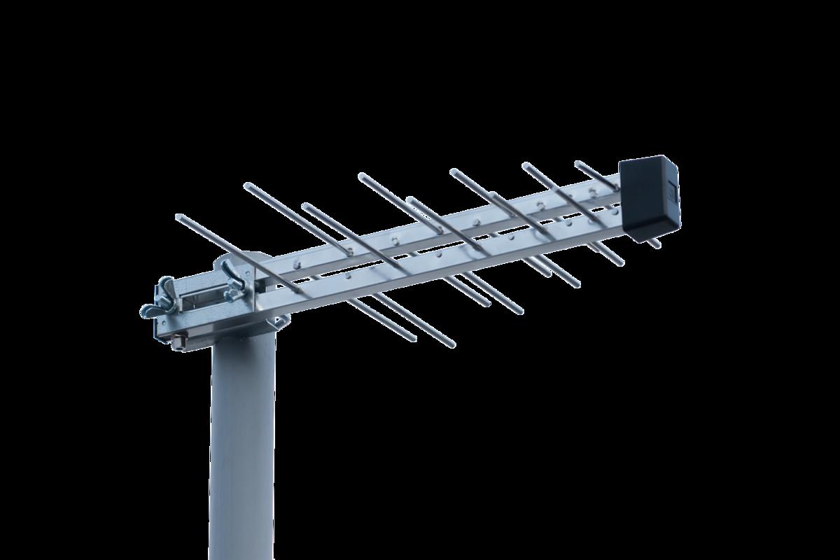 TV, Video & Audio Accessories Active DVB Outdoor TV Antenna CH-DVB-5 21 dB