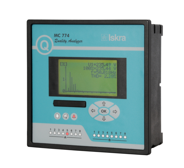 Iskra MC 774 Quality Analyser - Class A