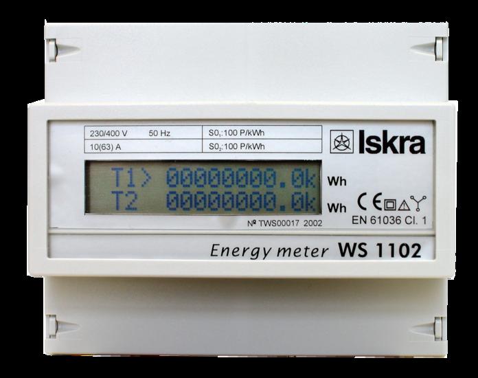 Energy meters - Iskra