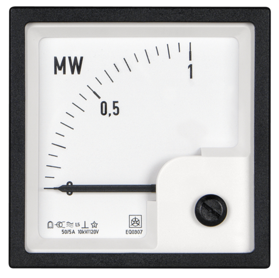 Active or Reactive Power Meters EQ