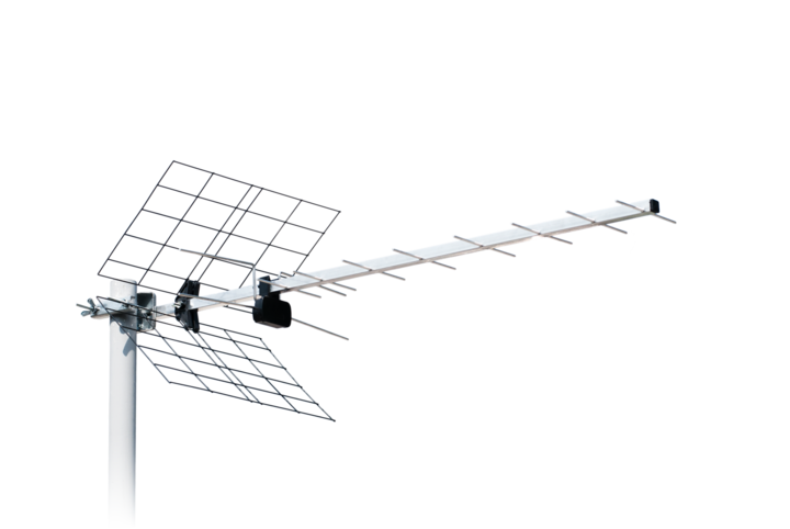 UHF TV Antenna UF-13 F45N